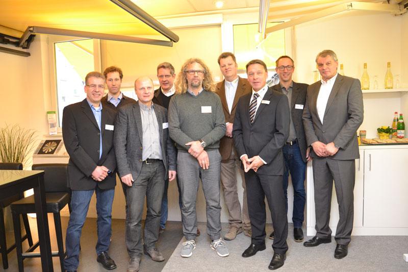 Die Kompetenzgemeinschaft MACH'S SICHER aus Kiel